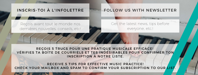 Clinique-de-l-artiste | Infolettre Newsletter